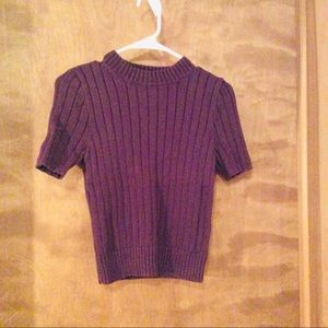 Express Ribbed Sweater